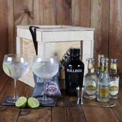 Gin & Tonic kassen - Julegaveide